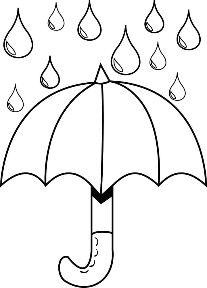 Coloring Pages for Kids 3 Years Old. Print for free