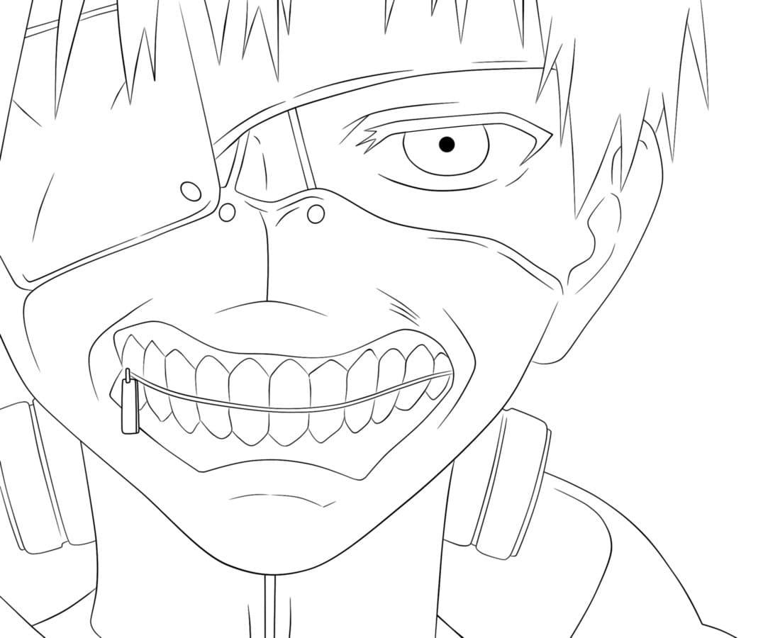 Ausmalbilder Anime 100 Malvorlagen zum Ausdrucken