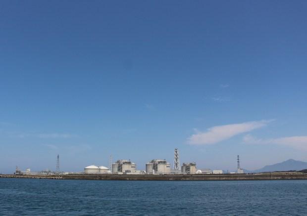 Naoetsu Harbor