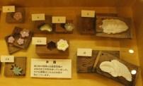 Suzuhiro Kamaboko Museum's wooden model