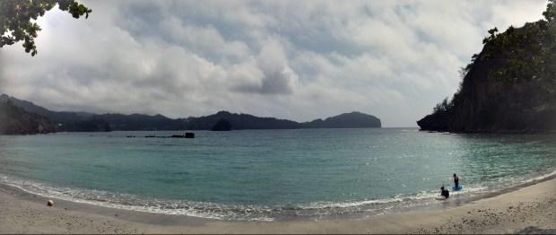 Sakaiura's beach