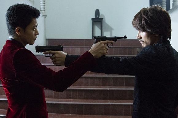 Jerry Yan in Lupin III