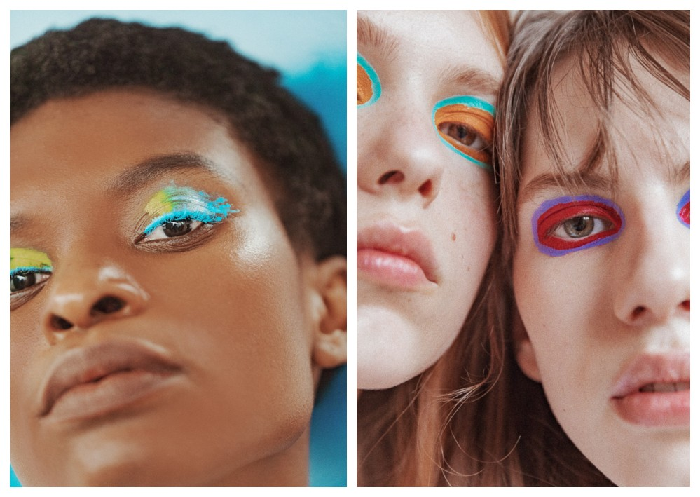 Bright Eyes - Ugly Pretty Looks We Want to Wear from the FW 2018 Runways | Wonder