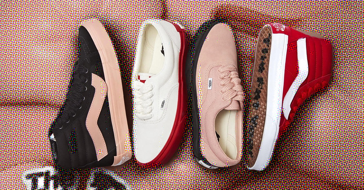 Memorable Vans Sneaker Collaborations in the Past Decade