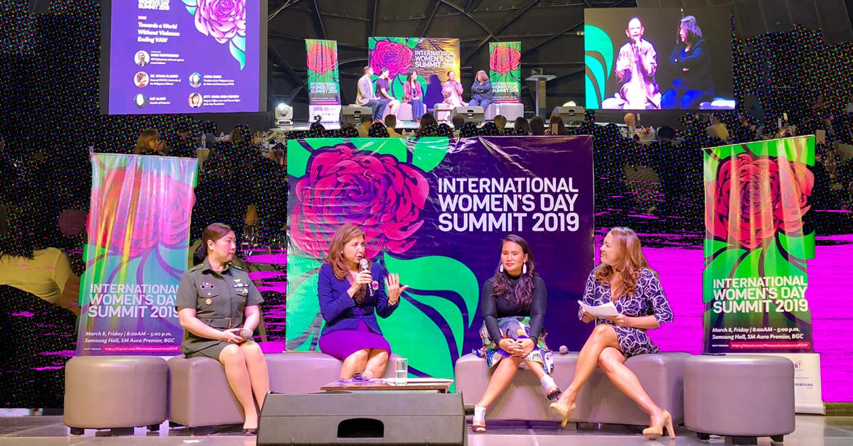International Women's Day Summit 2019 Aims Toward A Multi-faceted Approach To Empowerment