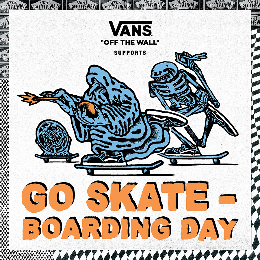 The Biggest Skate Event of the Year Is Happening This Saturday: Go Skateboarding Day 2019