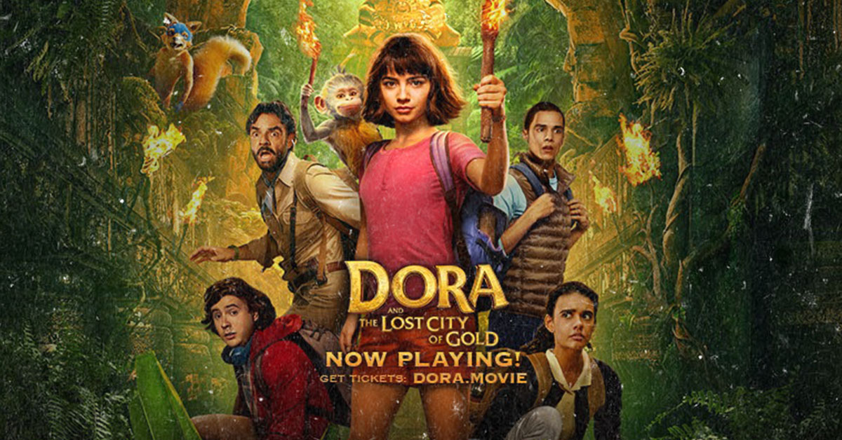 Do Not Dis Dora And The Lost City of Gold (Please)