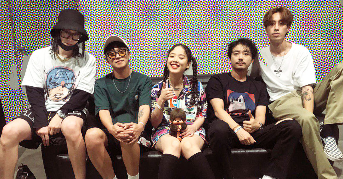 "Keeping up with South Korean ""Commercial Indie"" Band ADOY"