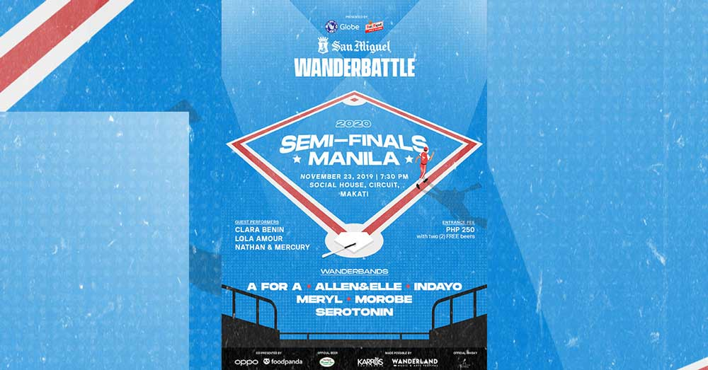 The Wanderbattle Manila Semi-Finals Happen Tomorrow!