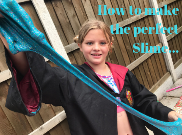 how to make the perfect slime