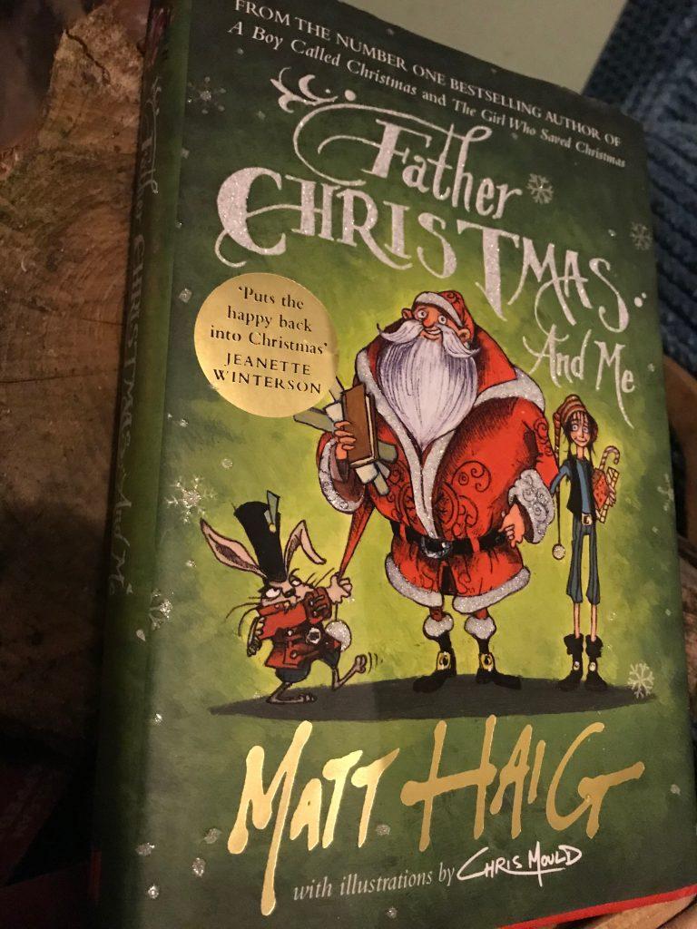 father Christmas and me Matt Haig