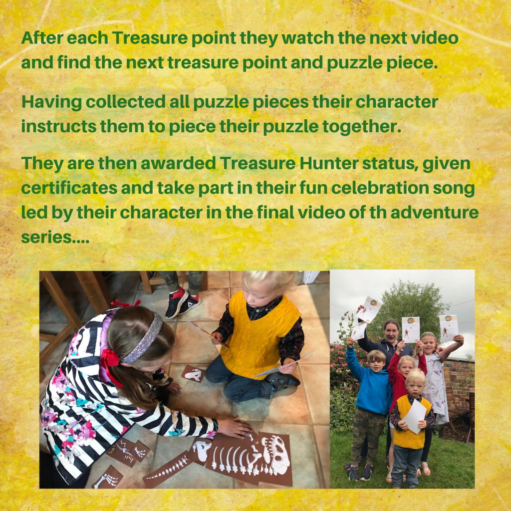 treasure hunts for kids how to
