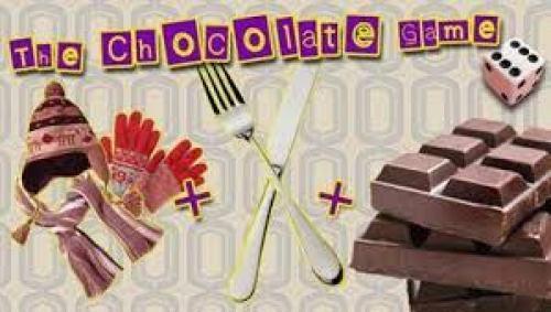 halloween chocolate game