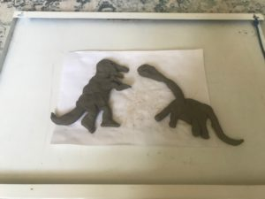 dinosaur craft activity for kids