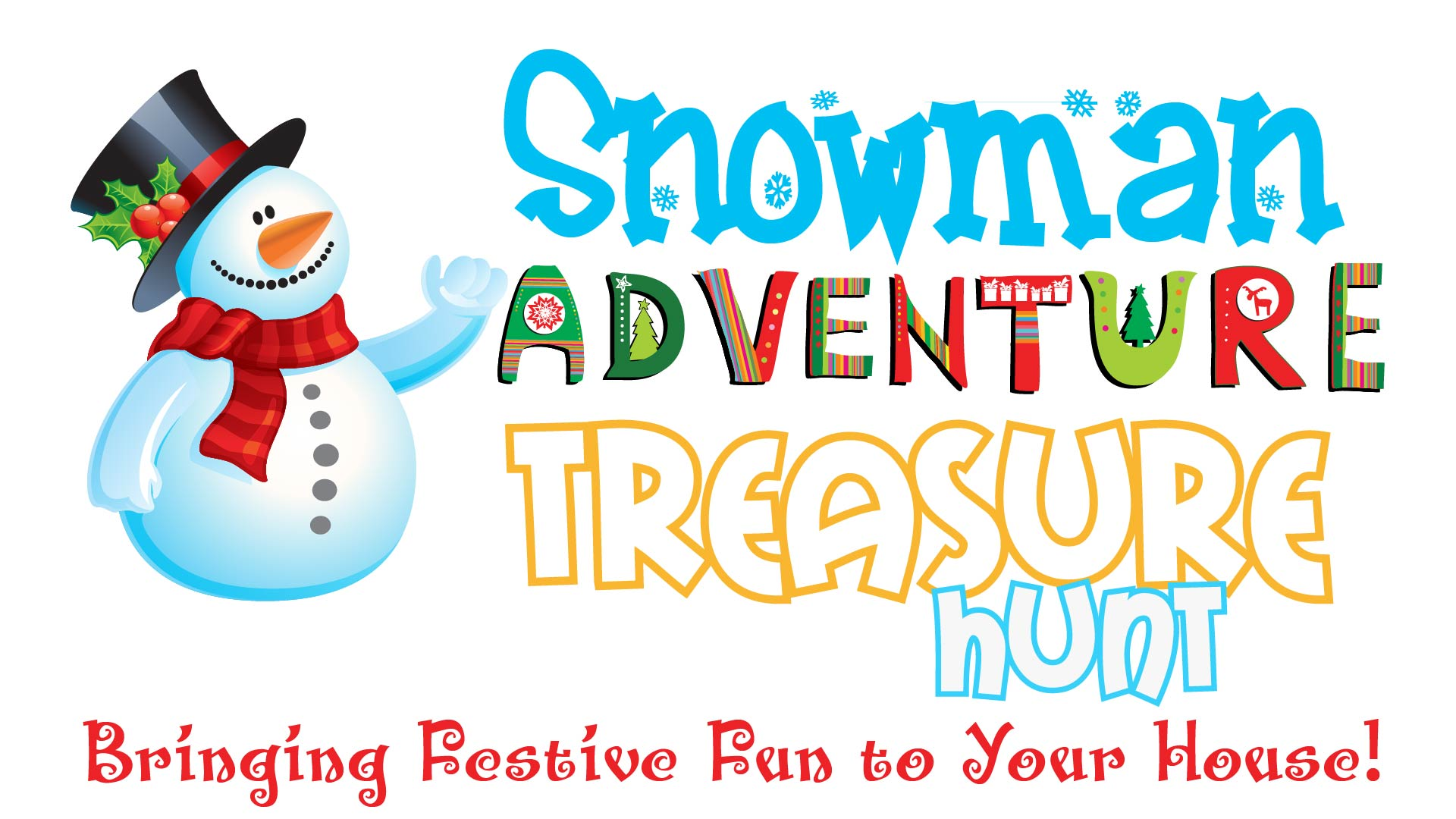 snowman virtual christmas event for kids