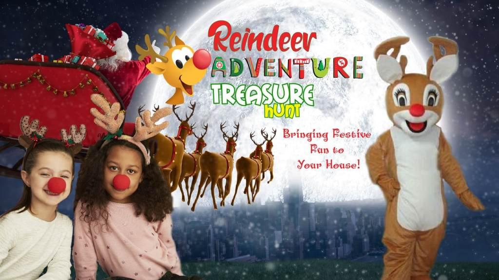 Reindeer Treasure Hunt Christmas LIVE