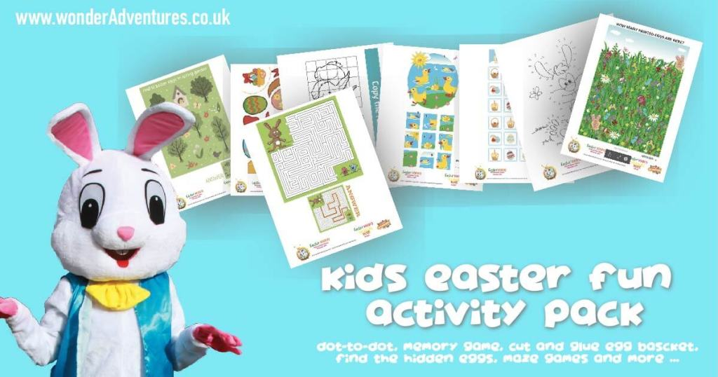 FREE easter activity pdf