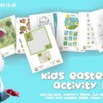 10 amazing fun FREE Easter Activities for kids