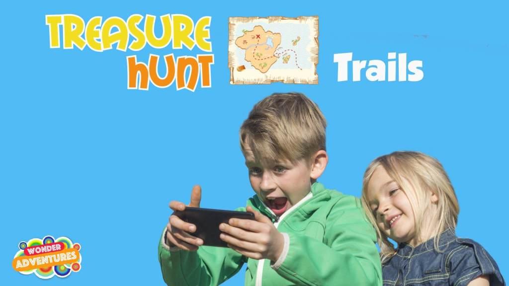 treasure hunt trails for venues