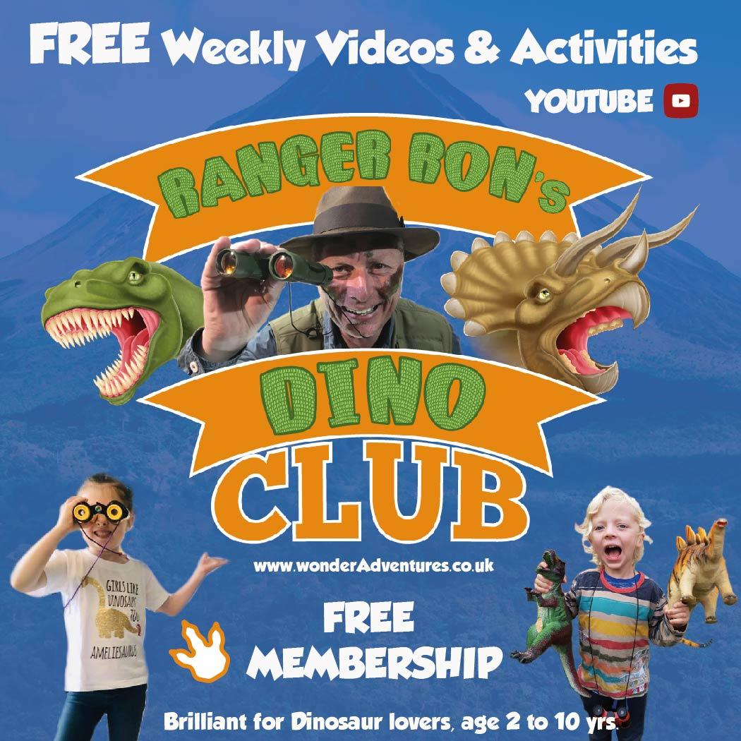 dino club for kids