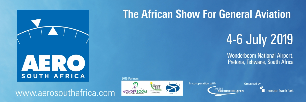 Aero South Africa – The world's leading trade show for general aviation comes to Southern Africa