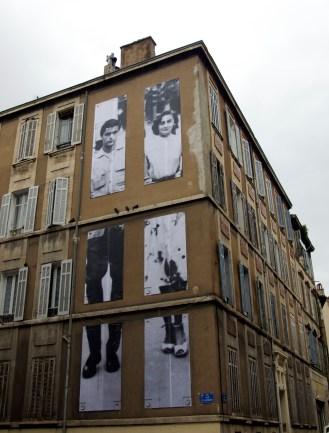 Armand et Josette en 1955 à Marseille 23 Rue Bernard