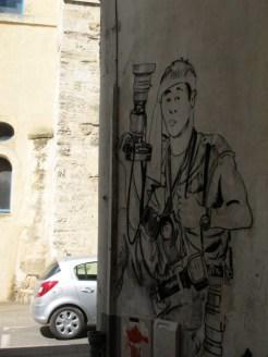 Street art Arles