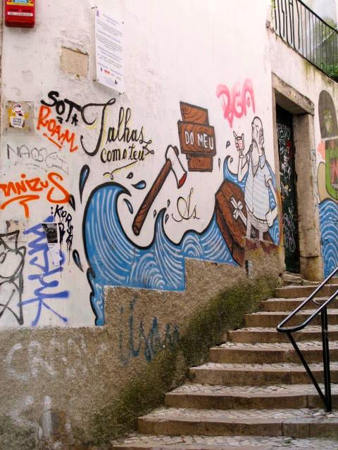 Alfama Lisbonne (2)