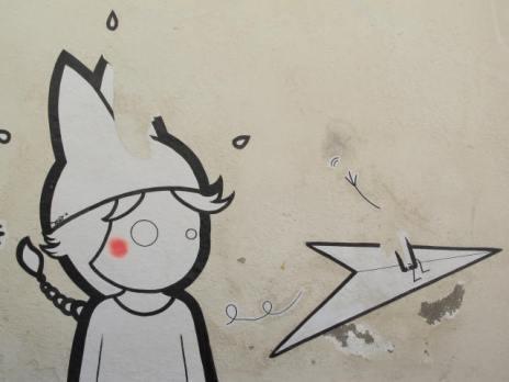 Street Art Montpellier Zoulette
