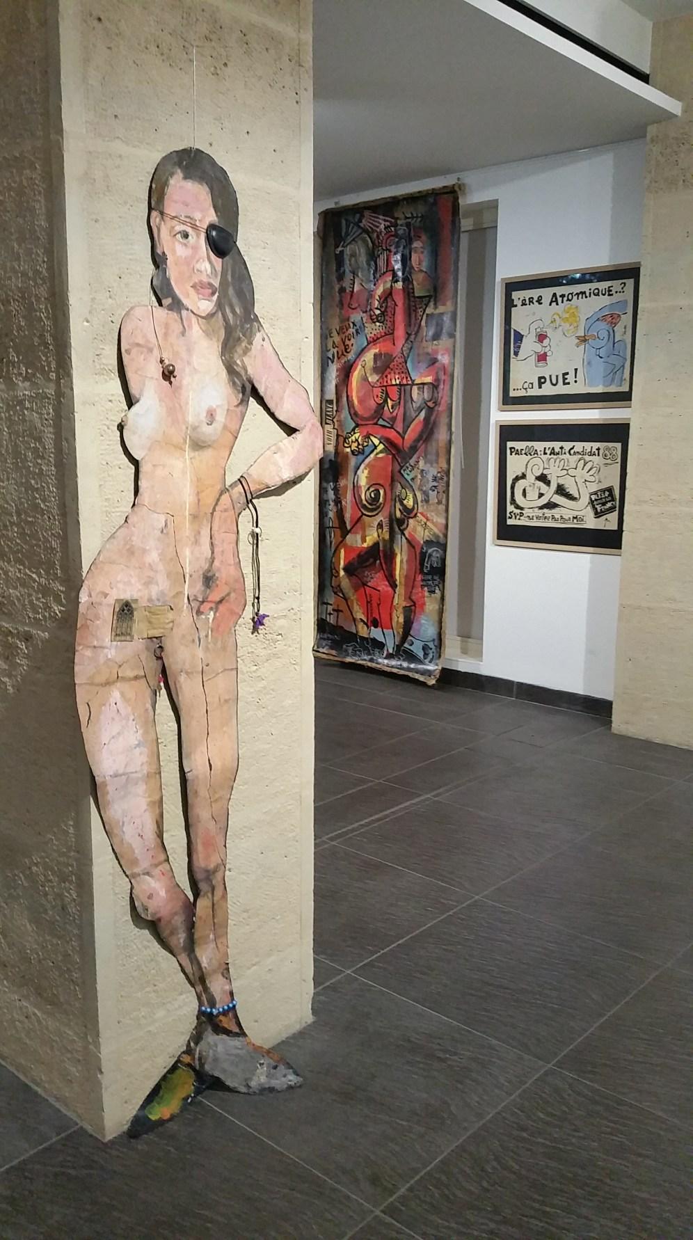Sur les murs, 50 ans d'art urbain à Paris