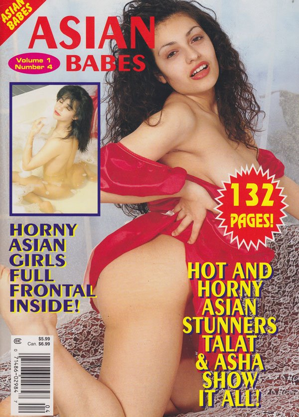 Asian Babes Vol 1  4 Adult Magazine Back Issue Asian Babes