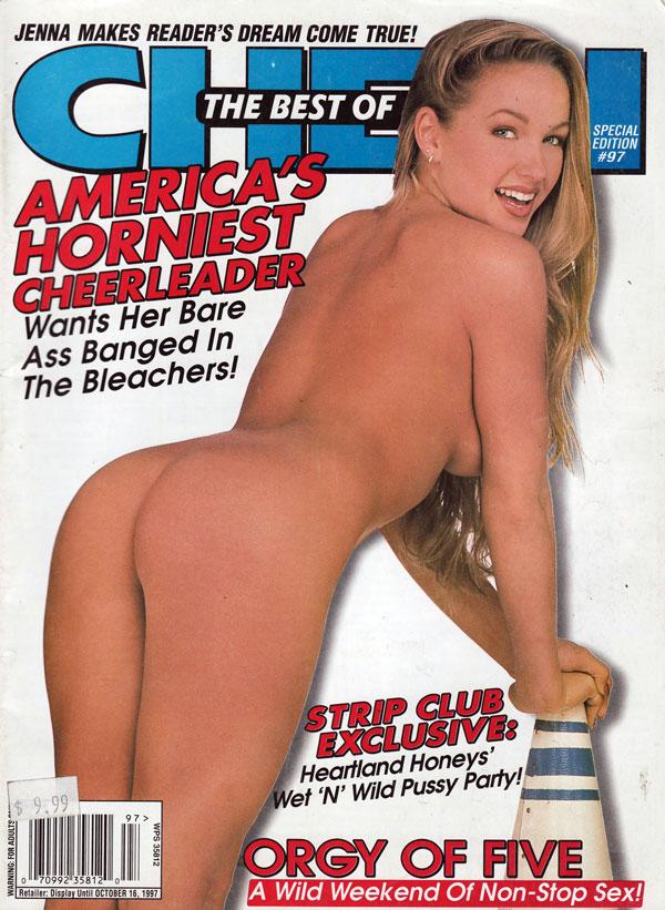 Best of Cheri  97 Magazine Back Issue Best of Cheri