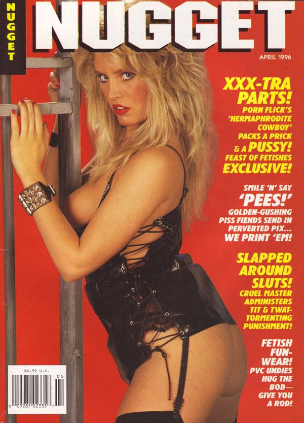 Nugget April 1996 Magazine Back Issue Nugget WonderClub