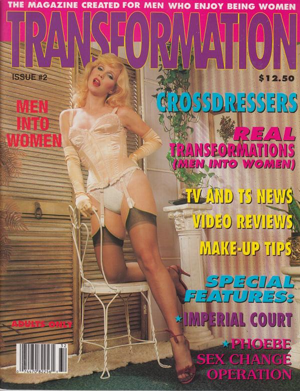 Transformation  2 Magazine Back Issue Transformation WonderClub