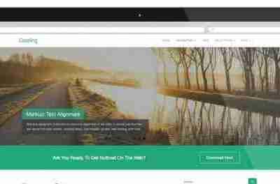 Customizing WordPress Theme Dazzling