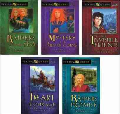 Viking quest series