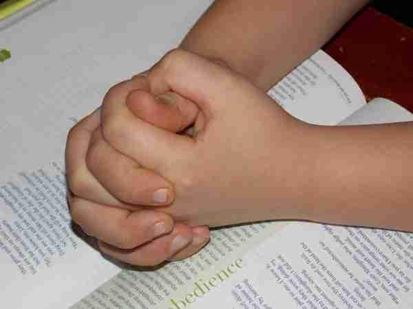 Scripture Memory With Kids Prayer