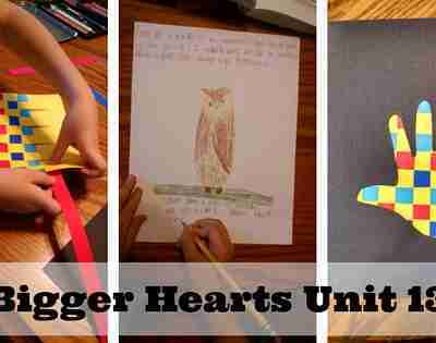 Bigger Hearts for His Glory- Unit 13
