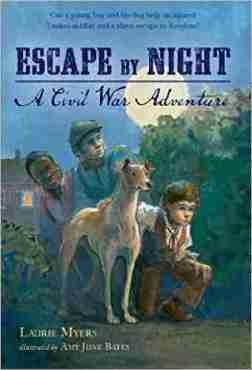 Escape By Night: Civil War Book