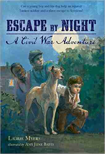 Children's Books About Courage: Escape By Night