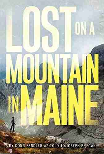 Children's Books About Courage: Lost on a Mountain in Maine