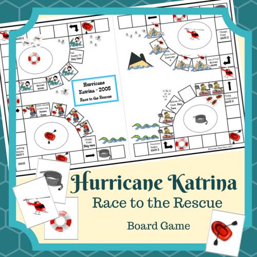 Hurricane Katrina Game