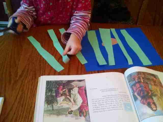 Little Hands Art Project