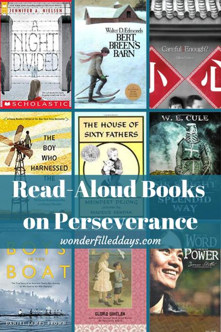 Read Aloud Books on Perseverance