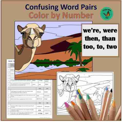 Camel Confusing Word Pairs