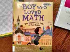 Picture Book Biographies of Famous Mathematicians