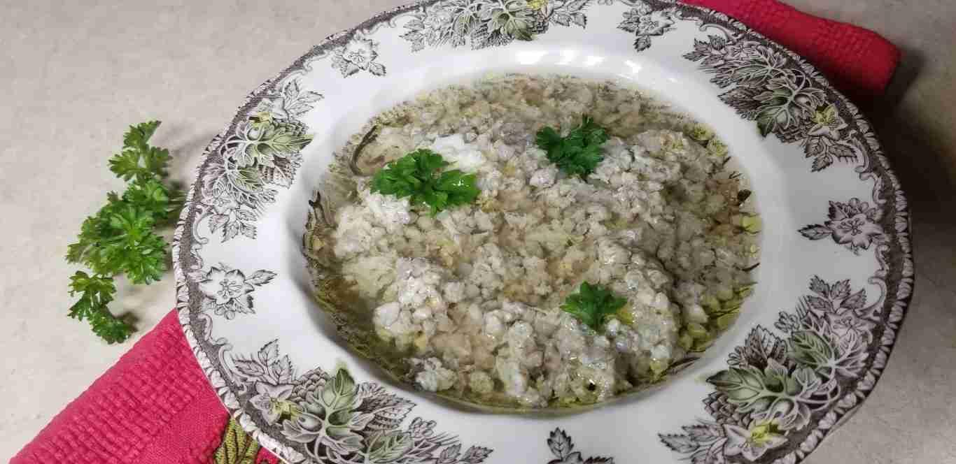 Buckwheat soup benefits