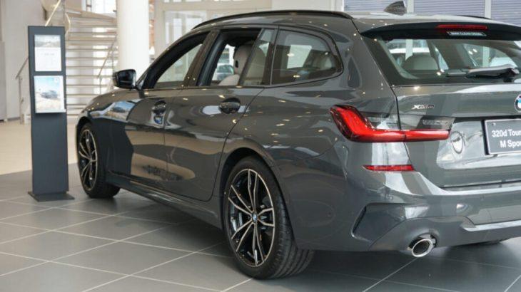 ワゴン好きにはたまらない!BMW【3シリーズツーリング新型】320d xDrive内外装レビュー