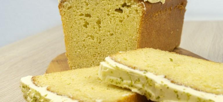 G&T-Kuchen mit Mascarpone-Frosting
