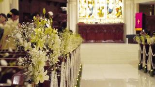 挙式だけの結婚式